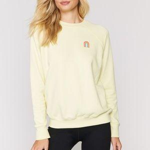 NWT Spiritual Gangster Horizon Classic Sweatshirt